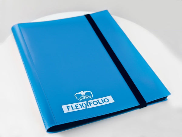 Ultimate Guard 9-Pocket FlexXfolio Blue Folder