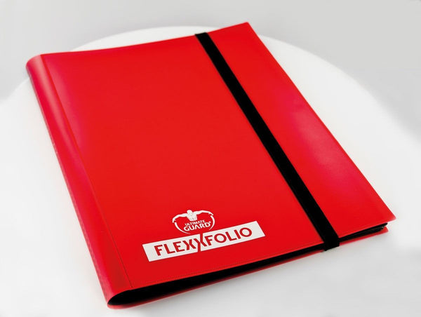 Ultimate Guard 9-Pocket FlexXfolio Red Folder