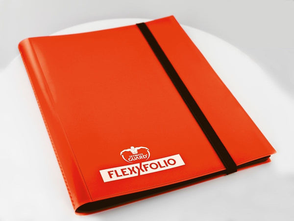 Ultimate Guard 9-Pocket FlexXfolio Orange Folder
