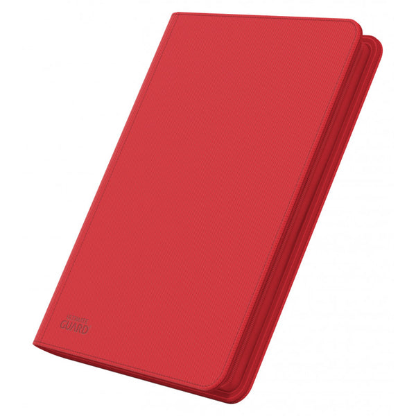 Ultimate Guard 9-Pocket Zip-Folio XenoSkin Red Folder