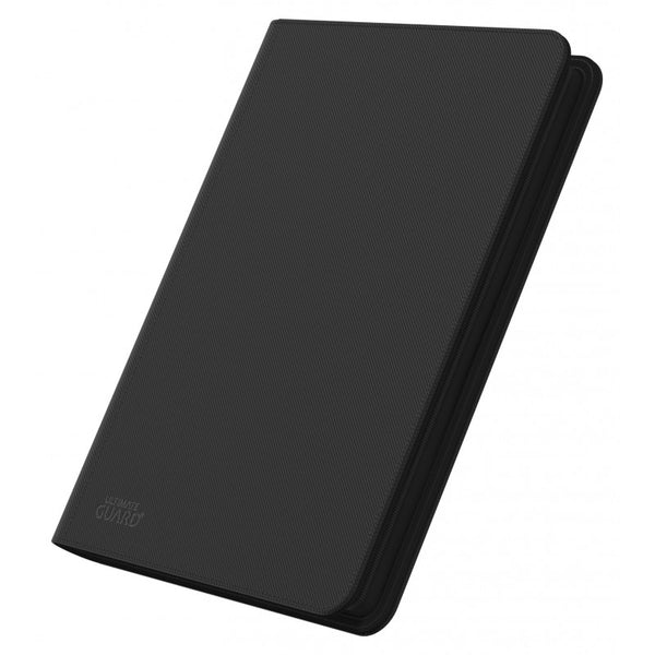 Ultimate Guard 9-Pocket Zip-Folio XenoSkin Black Folder