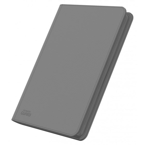 Ultimate Guard 9-Pocket Zip-Folio XenoSkin Grey Folder