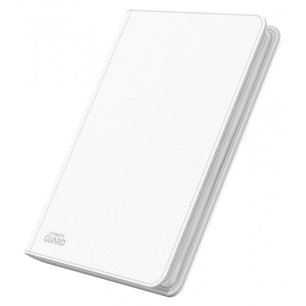 Ultimate Guard 9-Pocket Zip-Folio XenoSkin White Folder