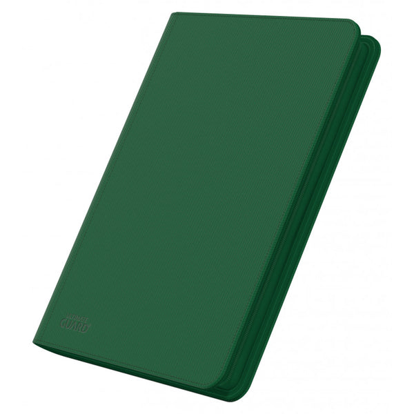 Ultimate Guard 9-Pocket Zip-Folio XenoSkin Green Folder