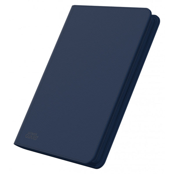 Ultimate Guard 9-Pocket Zip-Folio XenoSkin Blue Folder