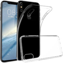 Apple iPhone X Transparant Hoesje