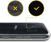 Samsung Galaxy S8 Plus Transparant Hoesje