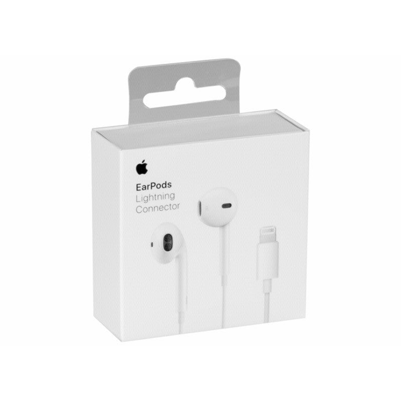 Apple Earpods Lightning Connector White Apple Iphone