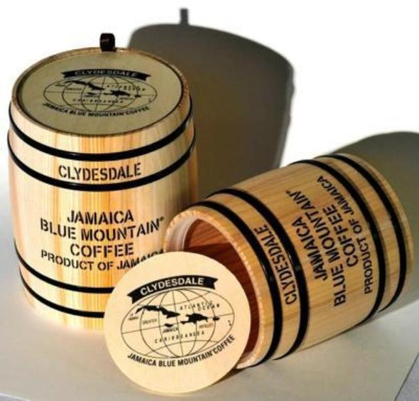 Miniature Jamaica Blue Mountain Barrel