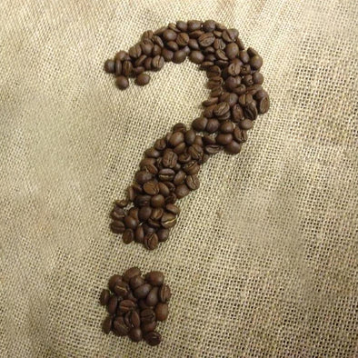 Mystery Coffee Mark 12 - 1kg