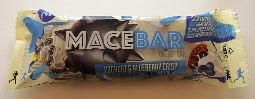 YOGURT & BLUEBERRY CRISP (20 x 40g bars)