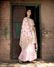 Alizeh Dupatta- Light Pink