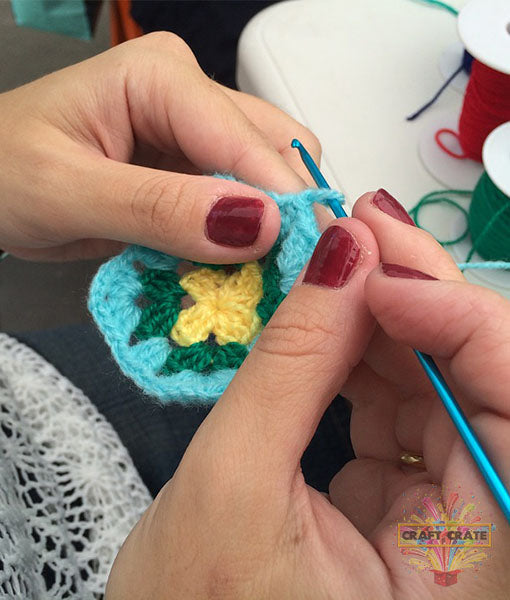Knitting + Crochet Crafts