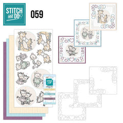 Stitch & Do Card Kit