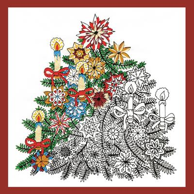 Zenbroidery Christmas Tree