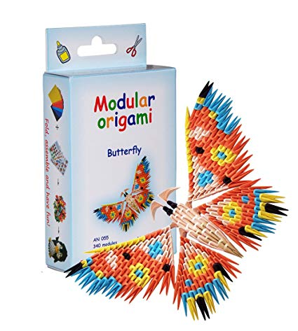 ATH Press Modular Origami Kit - Butterfly
