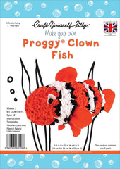 Proggy Martin Clown Fish