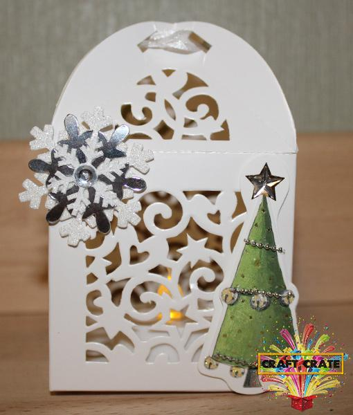 Christmas Filigree Box Light-simple-Craft Crate UK-Craft Crate