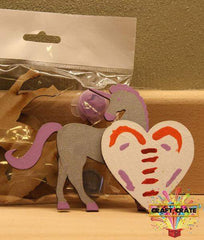 MDF Kit-simple-Craft Crate UK-Unicorn-Craft Crate