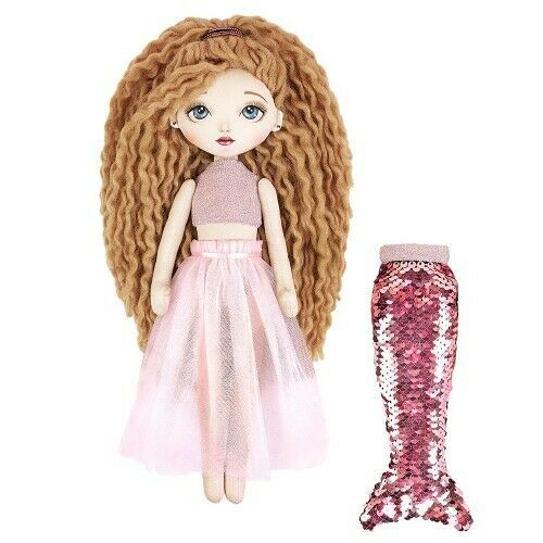 Mermaid Doll Miadolla Sewing Kit Handmade Collection Crafts