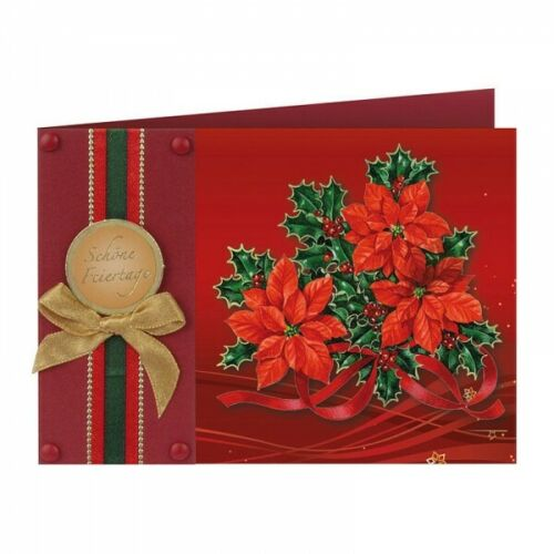 Christmas Greeting Cards - Transparent Paper