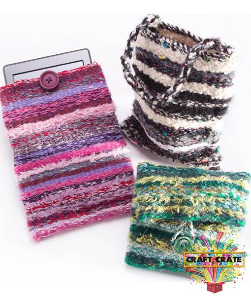 Weaving Kit - Bag Kit-simple-Craft Crate UK-Craft Crate