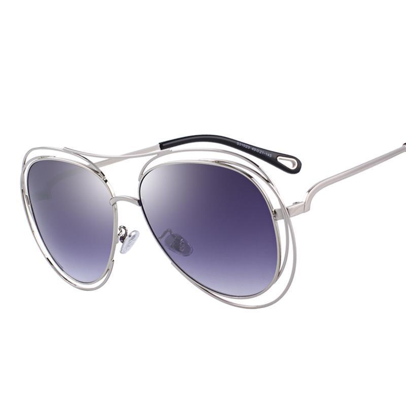 Aviator Twist Sunglasses-Flashpacker