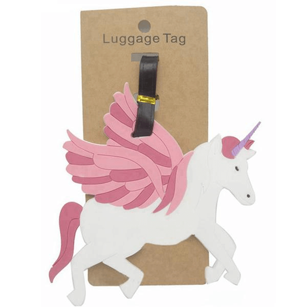 Standout Luggage Tag-Flashpacker