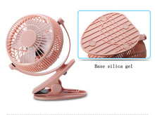 Portable USB Cooling Fan - greenbutter