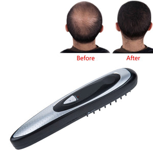 Electric Laser Hair Growth Comb - greenbutter