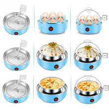 Multi functional Electric Egg Boiler Cooker