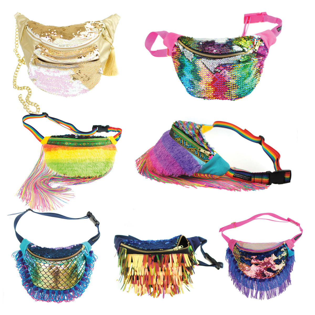 festival bumbag fanny pack waist pouch