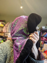 Long Electra sequin hood was £80 now £50