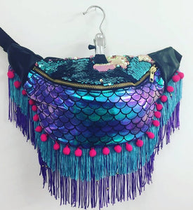 Custom Bag - Custom Small bumbag fanny pack Waist Pouch from beksies boutique