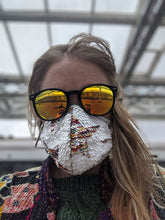 Re-usable SEQUIN Face MASK Nose and mouth cover