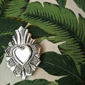 "Heart Mirror ""SHIELD"" was £8 now £6"