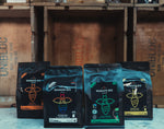4 Pack Coffee Bundle - Worker Bee MCR Tea & Coffee