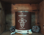 Luxury 33% Cocoa Hot Chocolate - 2kg Tin - Worker Bee MCR Tea & Coffee