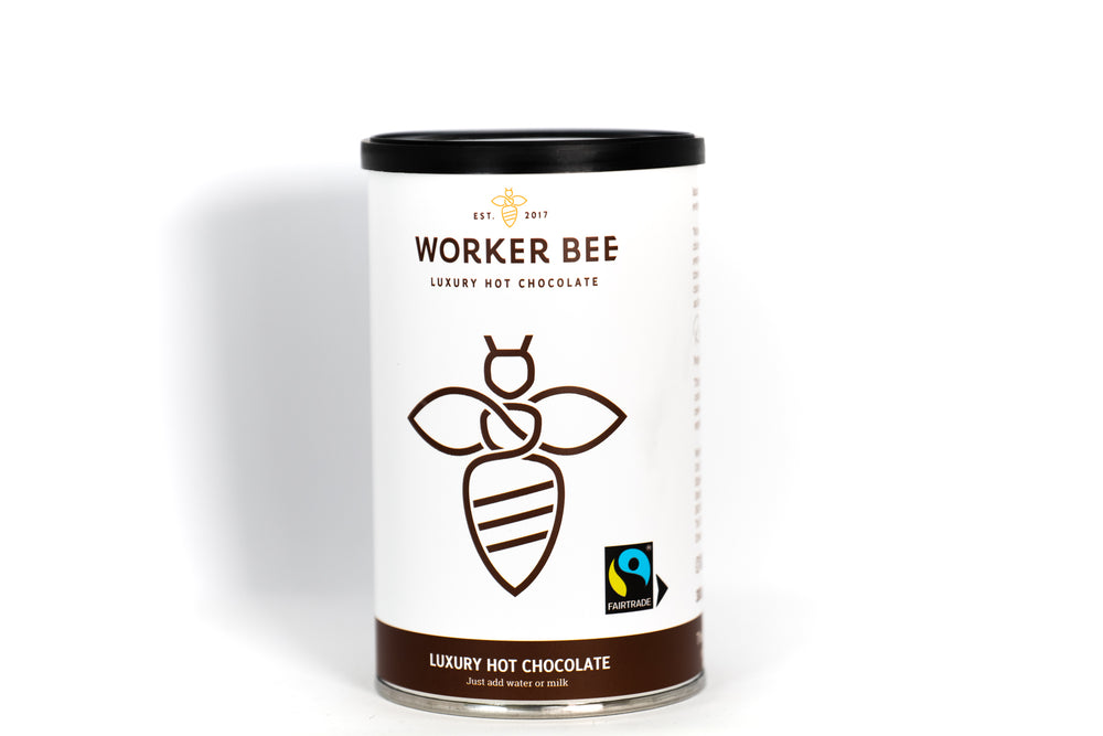 Luxury Hot Chocolate - 300g - Worker Bee MCR Tea & Coffee