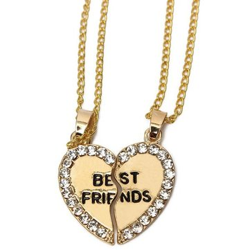Collier best freinds - Lorssa Jewels
