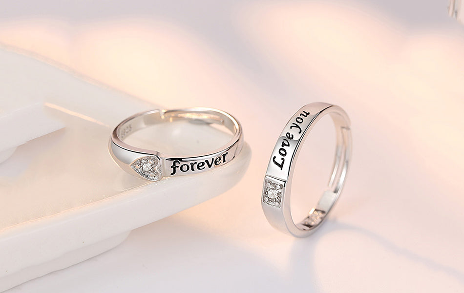 "Bague ""Love You Forever"" - Lorssa Jewels"