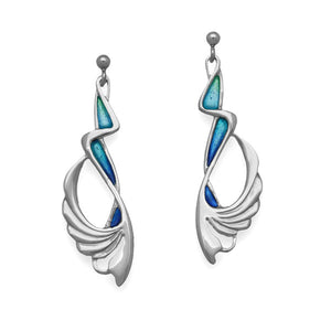Silver  Earrings EE748