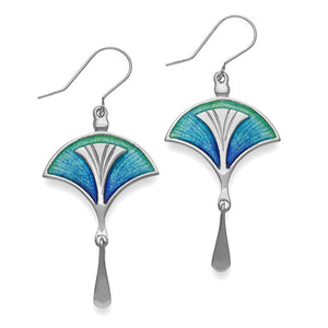 Silver  Earrings EE764