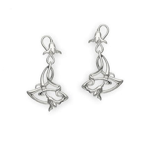 Silver Earrings E243