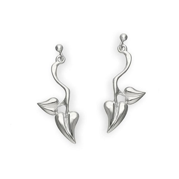 Silver Earrings E261