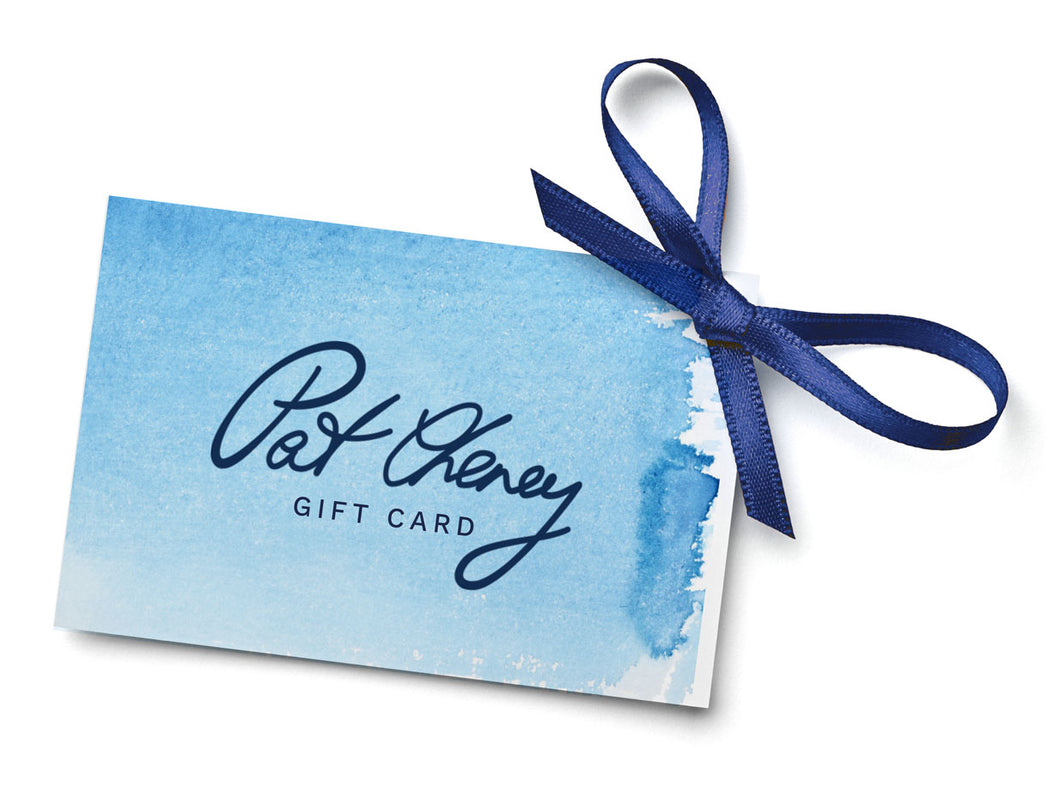 Pat Cheney Gift Cards