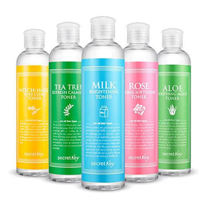 SECRET KEY Fresh Nature Toner 248ml (Aloe)