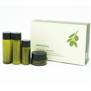 INNISFREE Olive Real EX Special Kit 4 Items