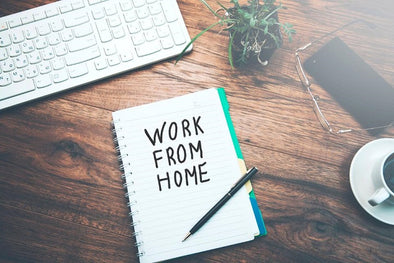 7 Tips for Productively Working from Home