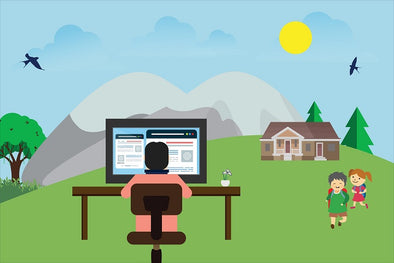 So, your company has said you can work from home forever—now what?